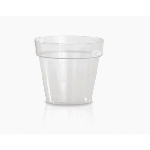 Plastový květináč 0,6L CUBE P
