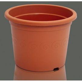 Plastový květináč 0,9L DP15 PLASTICA