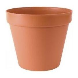 Plastový květináč 1,1L GLINKA