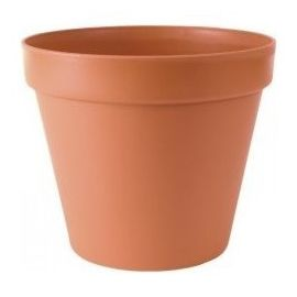 Plastový květináč 1,6L GLINKA