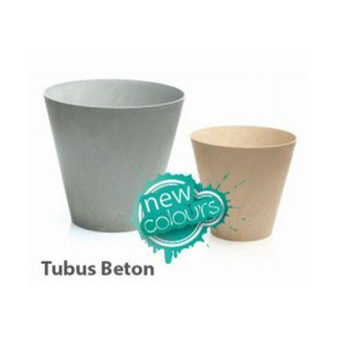 Plastový květináč 12L TUBUS BETON