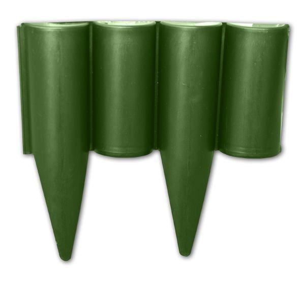 Plastový obrubník - palisáda 2,5m, 225mm, zelená PALGARDEN Nářadí-Sklad 1   1.4