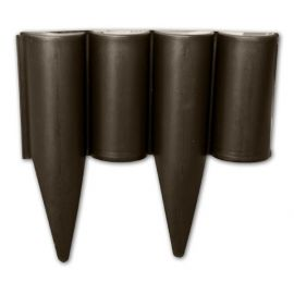 Plastový obrubník - palisáda 2,5m PALGARDEN - různé barvy