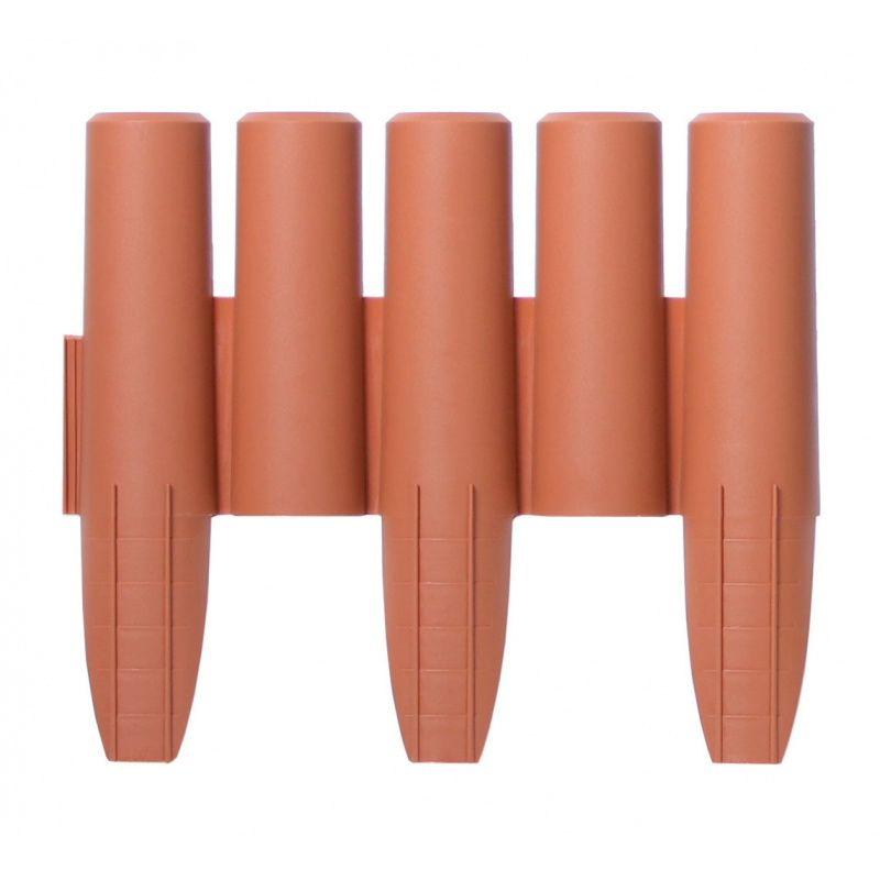 Plastový obrubník - palisáda 2,7m, 155mm PALISADE (různé barvy) *HOBY 2.2Kg IPAL5