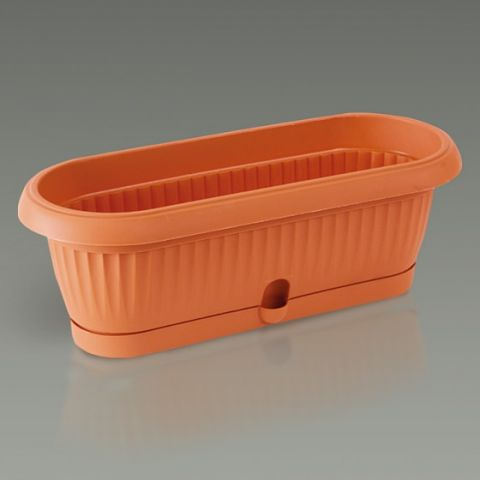 Plastový truhlík 2L DCK1 TERRA