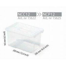 """Plastový úložný box bez víka 12"""" CARGOBOX"""