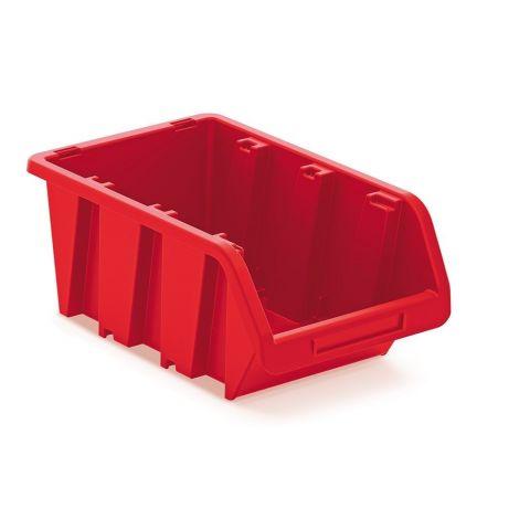Plastový úložný box červený TRUCK KTR16 KISTENBERG