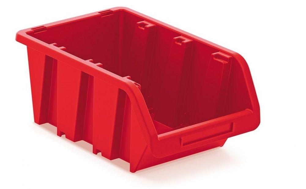 Plastový úložný box červený TRUCK KTR23 KISTENBERG *HOBY 0.1Kg KTR23-3020