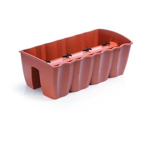 Plastový závěsný truhlík 18L CROWN