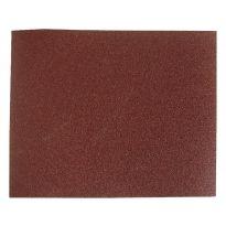 Plátno brusné arch, bal. 10ks, 230x280mm, P80