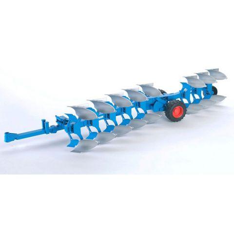 Pluh dvojitý Lemken Vari-Titan 02250 BRUDER