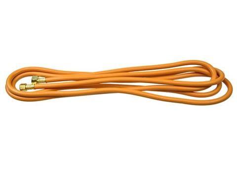 """Plynová hadice 5m na propan-butan s konektory GW3/8"""", W21,8mm"""
