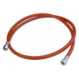 "Plynová hadice na propan-butan s konektory 2xGW, 1/4"", 150cm"