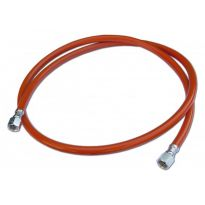 "Plynová hadice na propan-butan s konektory 2xGW, 3/8"", 150cm"