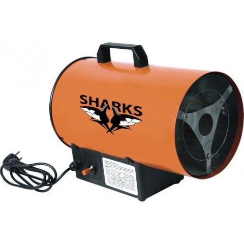 Plynová horkovzdušná turbína 10S Sharks