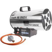 Plynová horkovzdušná turbína GGH 10 INOX GÜDE (85005)