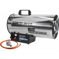 Plynová horkovzdušná turbína GGH 17 INOX GÜDE (85006)