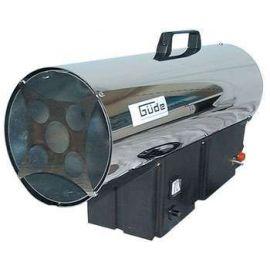 Plynová horkovzdušná turbína Model 30 R Inox GÜDE (85003)