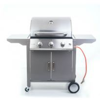 Plynový gril G21 Oklahoma, BBQ Premium Line 3 hořáky
