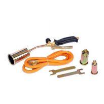 Plynový opalovací hořák PB + 3 koncovky, BASS