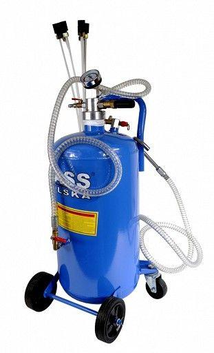 Pneumatická odsávačka použitého oleje 10l, BASS Nářadí-Sklad 1 | 12.5