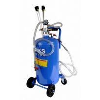 Pneumatická odsávačka použitého oleje 10l, BASS