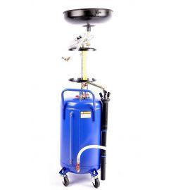 Pneumatická odsávačka použitého oleje 68l MAR-POL