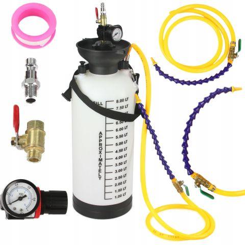 Pneumatická plnička oleje 8l MAR-POL