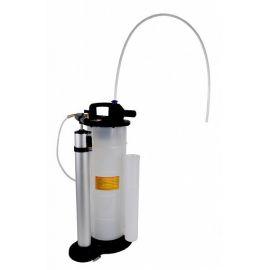 Pneumatická ruční odsávačka použitého oleje a kapalin 9l, BASS