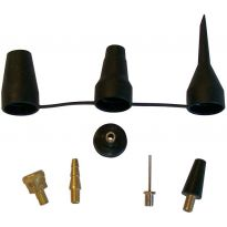 Pneumatické adaptéry, 8-dílná sada GÜDE (84098)