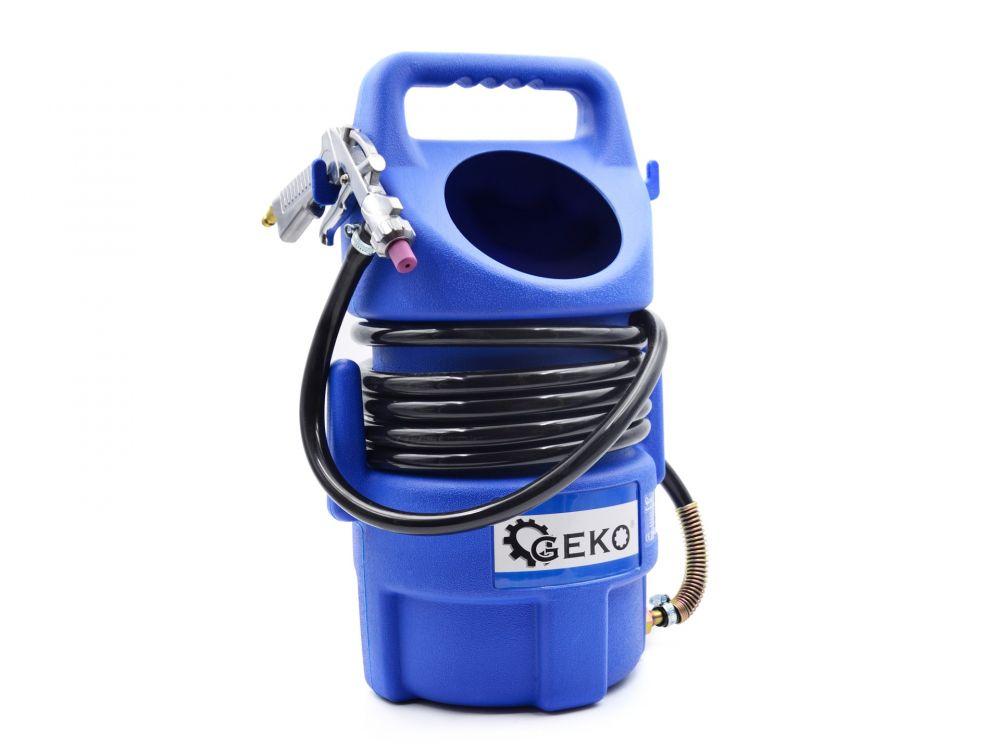 Pneumatická pískovačka přenosná 10L GEKO