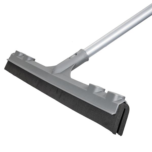 Podlahová stěrka s násadou 45cm *HOBY 0.535Kg BR-ES1682