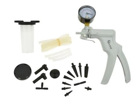 Podtlaková ruční pumpa plast s příslušenstvím GEKO Nářadí-Sklad 1 | 0