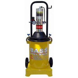 Pojízdná pneumatická maznice 12l, BASS