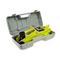Pojízdný hydraulický zvedák 2t, 135-315mm v plastovém kufru KELTIN