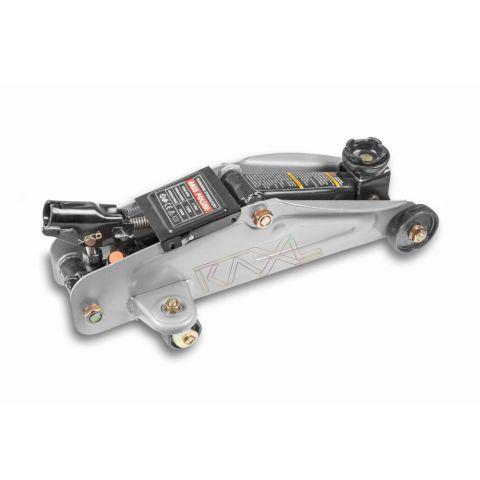 Pojízdný hydraulický zvedák 2t + podpěry, BASS