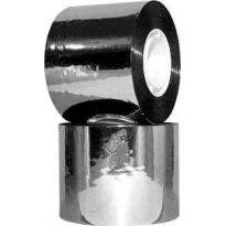 Pokovená samolepící PP páska 100mmx50m/0.051mm/
