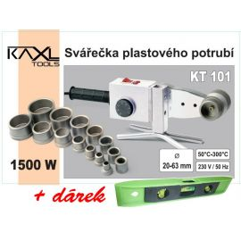 Polyfúzní svářečka plastových trubek KAXL 1500W