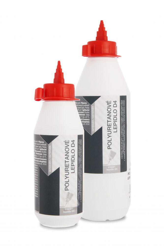 Polyuretanové lepidlo D4 profi 250g