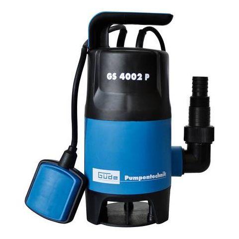 Ponorné kalové čerpadlo GÜDE GS 4002 P (94630)