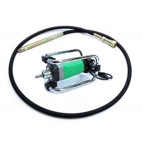 Ponorný vibrátor do betonu 2200W, 38mm, 4m ZN-F MAR-POL