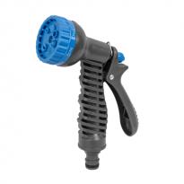 Postřikovač zahradní-sprcha s regulací, 7funkční, modrý TRICK HOSE
