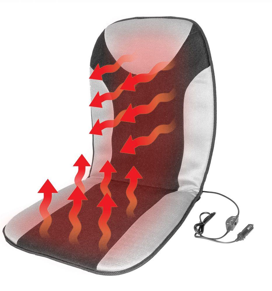 Potah sedadla vyhřívaný s termostatem 12V LADDER COMFORT *HOBY 0Kg JI-04120