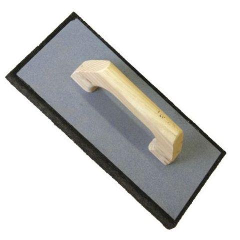Povrch hladítka filc tmavý/plech 28x13