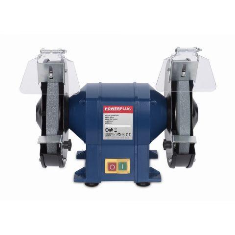 POW5102 Dvoukotoučová bruska 350W POWERPLUS