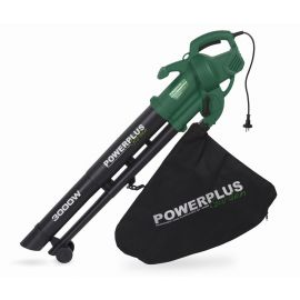 POW63172 Elektrický vysavač/foukač 3000W POWERPLUS