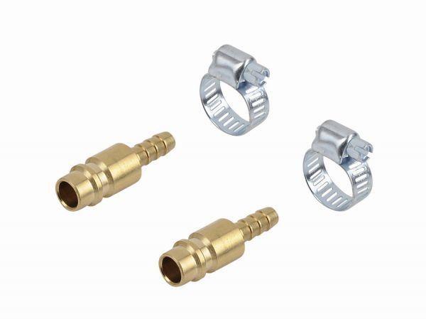 POWAIR0263 Euro připojení hadice + kroužek (2) POWERPLUS *HOBY 0.04Kg POWAIR0263