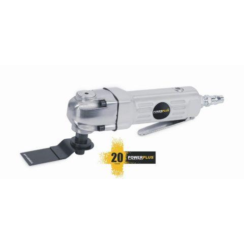 POWAIR0805 Pneumatická multifunkční oscilační bruska POWERPLUS