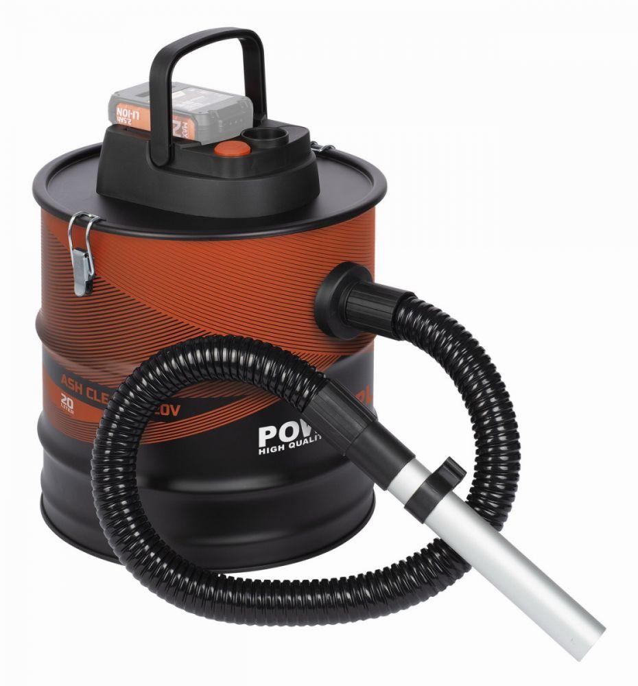 POWDP6020 Aku separátor / vysavač popela 20V (bez baterie) POWERPLUS *HOBY 0Kg POWDP6020