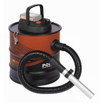POWDP6020 Aku separátor / vysavač popela 20V (bez baterie) POWERPLUS